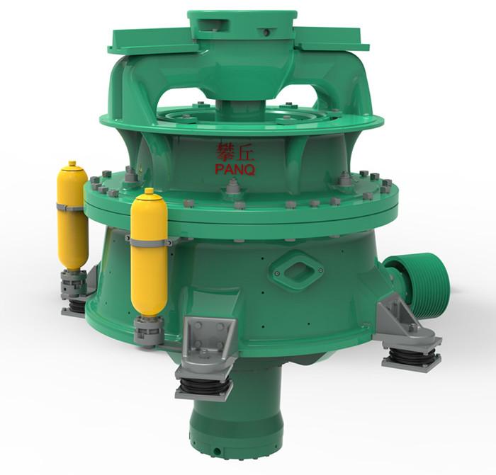 XYDH/XYDS系列单缸液压圆锥破碎机